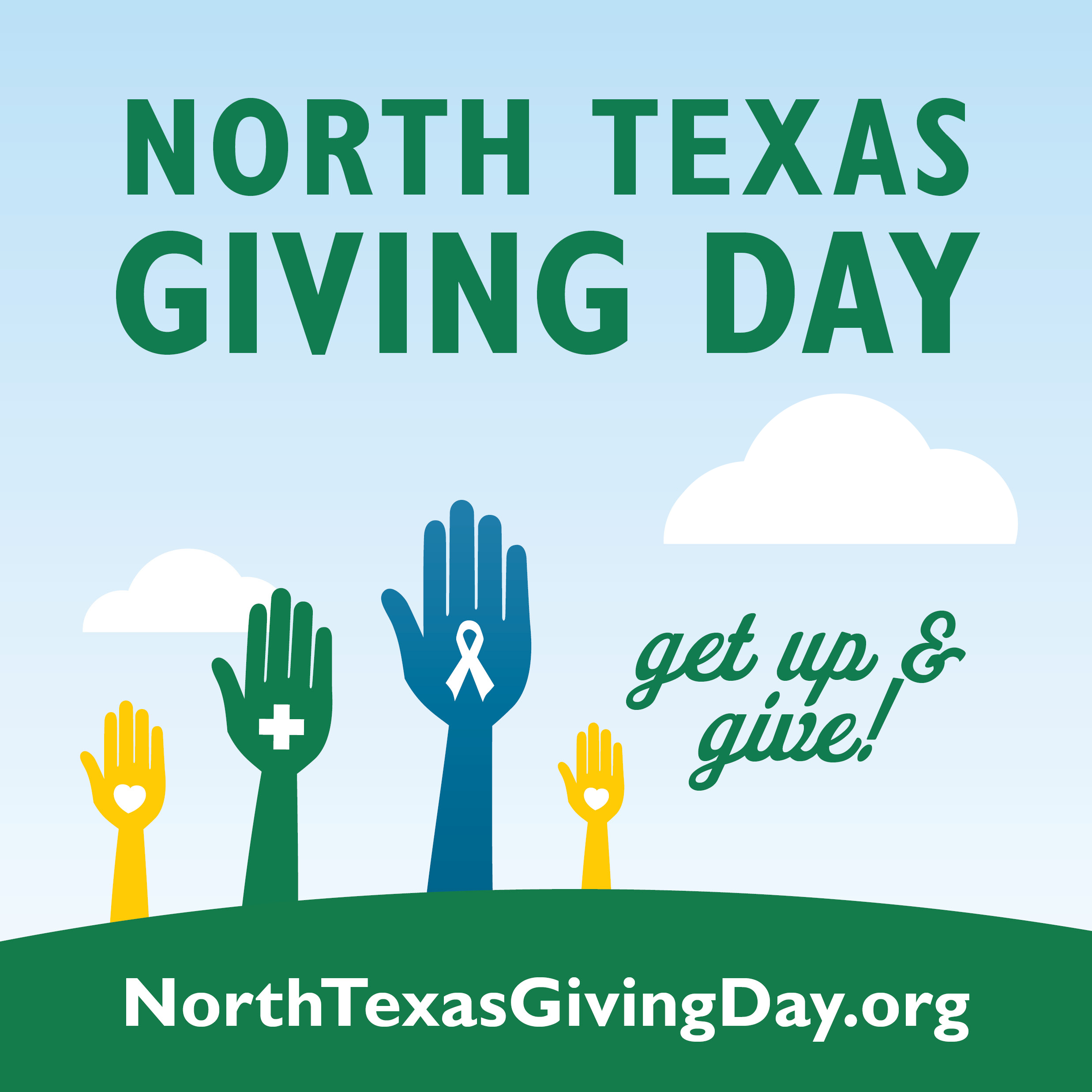 North Texas Giving Day   Friends of Still Waters